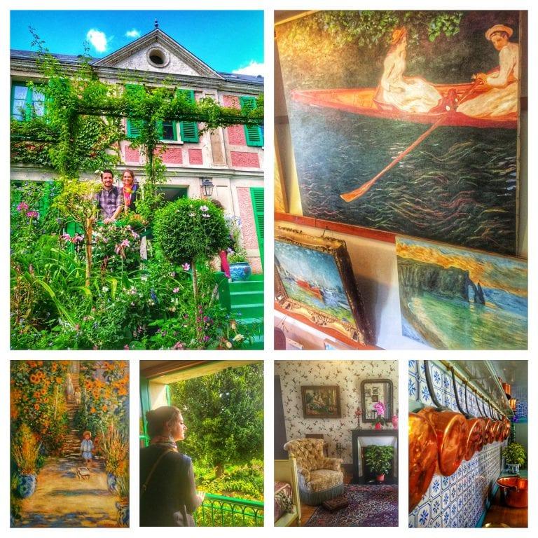 Giverny e os Jardins de Monet