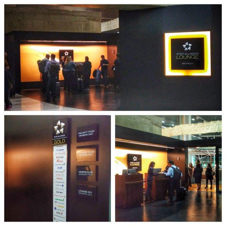 Sala VIP Star Aliance Guarulhos