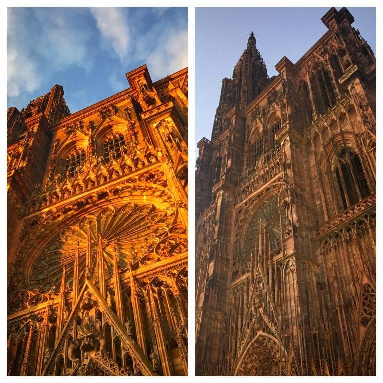 Catedral de Notre Dame de Strasbourg: um dos prédios mais altos da Europa