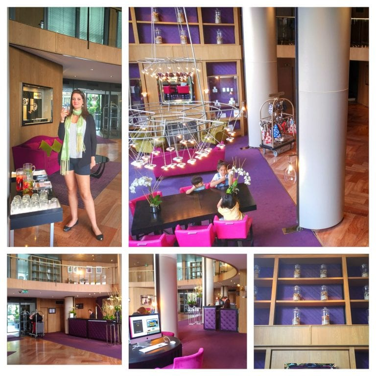 Sofitel Strasbourg Grande Ile: lobby e recepção
