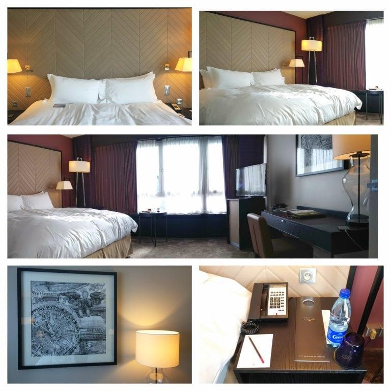 Sofitel Strasbourg Grande Ile: quarto super confortável do hotel