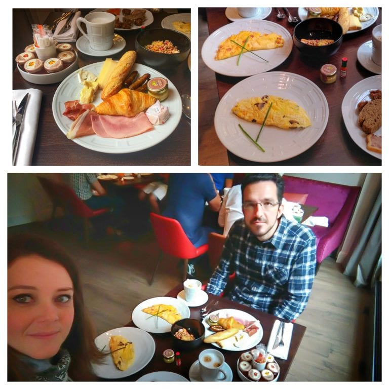 Sofitel Strasbourg Grande Ile: café da manhã delicioso