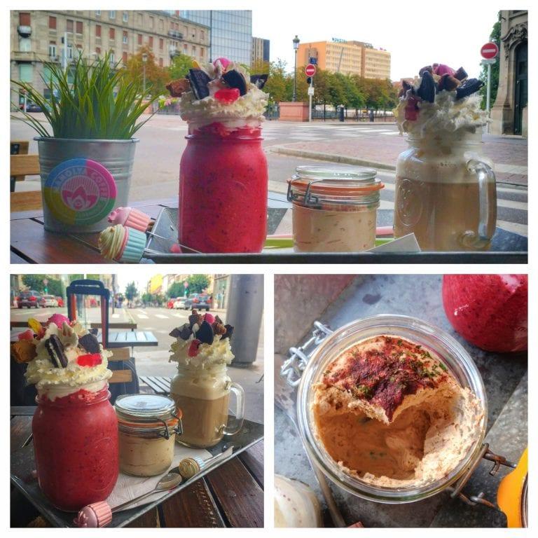 Manolya Coffee: nosso pedido