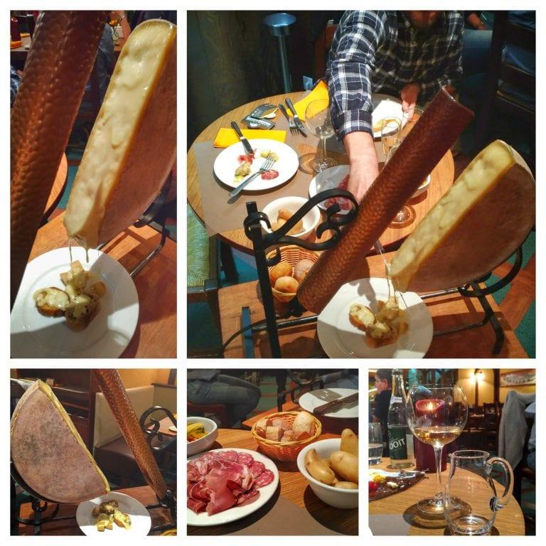 La Cloche à Fromage: a tradicional Raclette