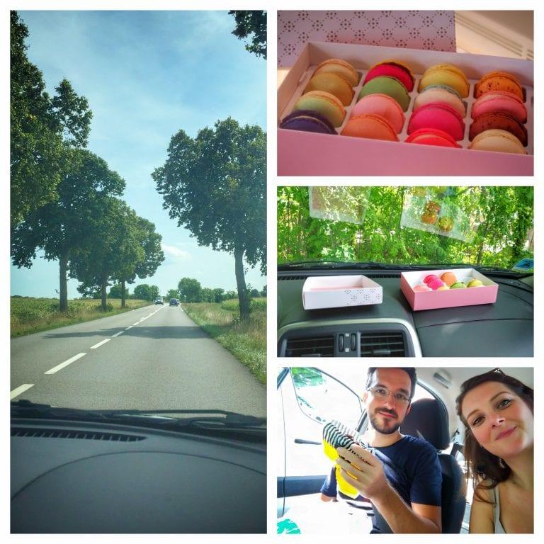 Macarons & Inspirations by Élisabeth Biscarrat: roadtrip de Strasbourg para Riquewhir, uma paradinha pra comer mais alguns