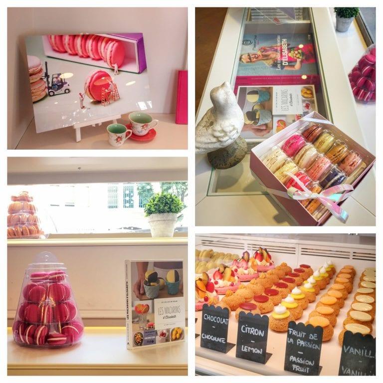 Macarons & Inspirations by Élisabeth Biscarrat: loja super bem decorada e charmosa