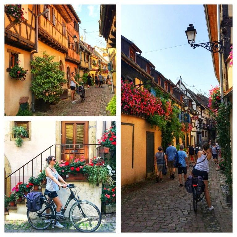 Aluguel de bicicletas em Colmar