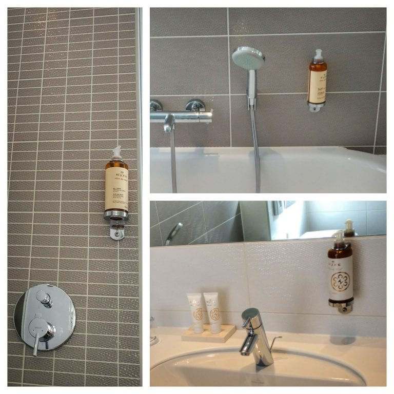 Hotel Hannong: produtos da Nuxe