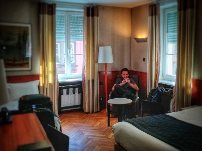 Hotel Hannong Strasbourg