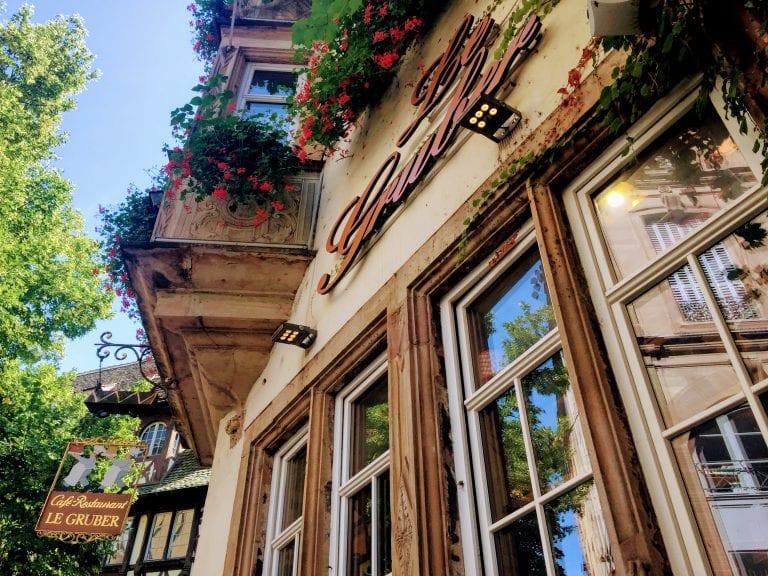 Restaurantes em Estrasburgo