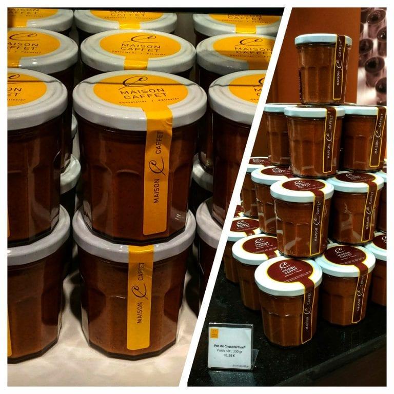 Maison Caffet Strasbourg Chocolatier Patisserie: Pâte à Tartiner - Pot de Chocopraliné