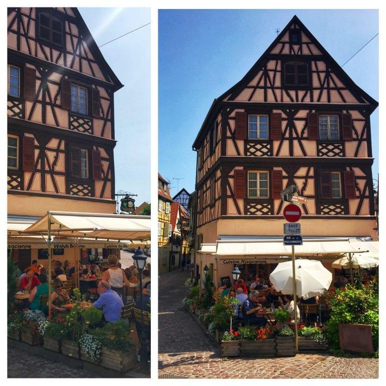 Onde comer em Colmar: Wistub Brenner