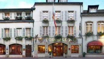 Onde ficar em Beaune: Hotel le Cep