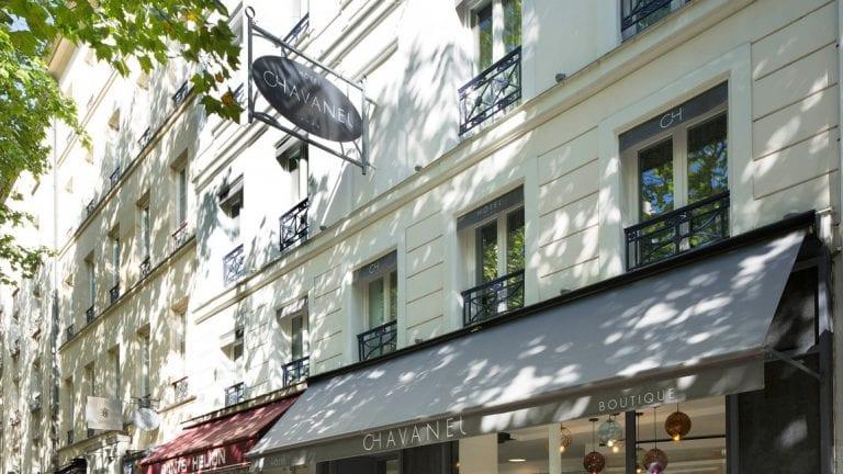 Hotel Chavanel Paris