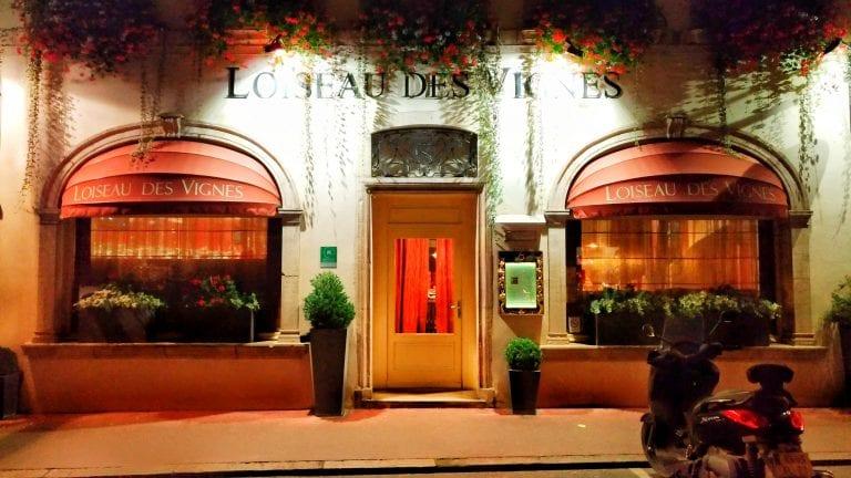 Restaurant Loiseau des Vignes