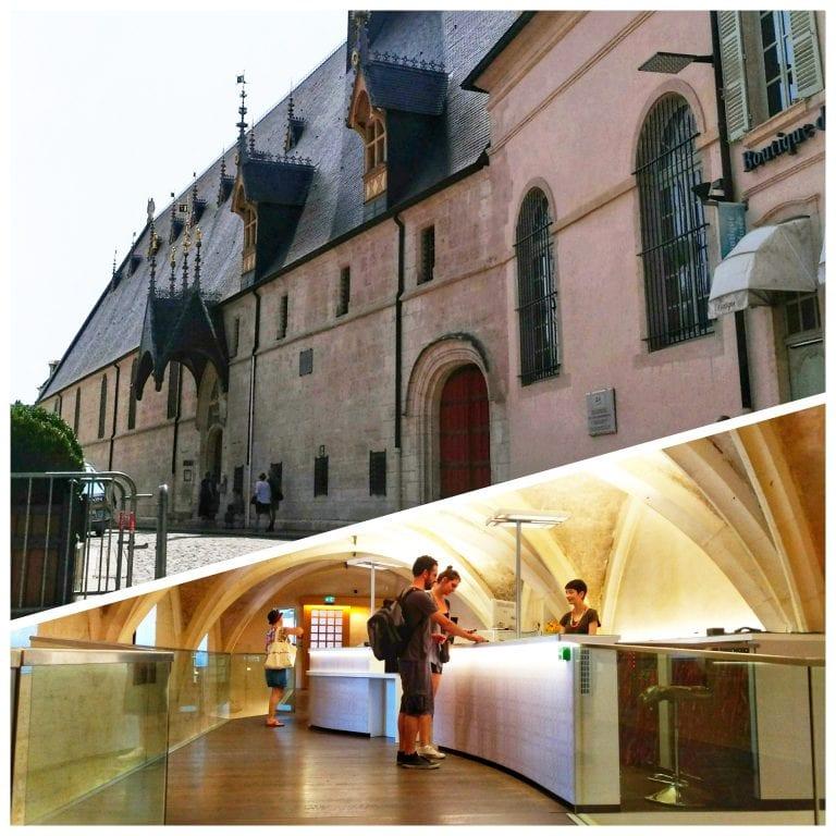 Hospices de Beaune – Musée de l'Hôtel Dieu.