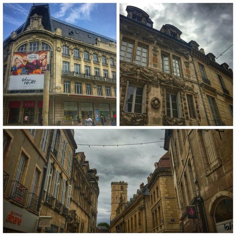 Dijon: centro histórico de Dijon