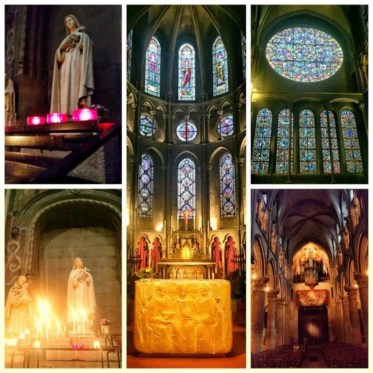 Dijon: Igreja de Notre-Dame