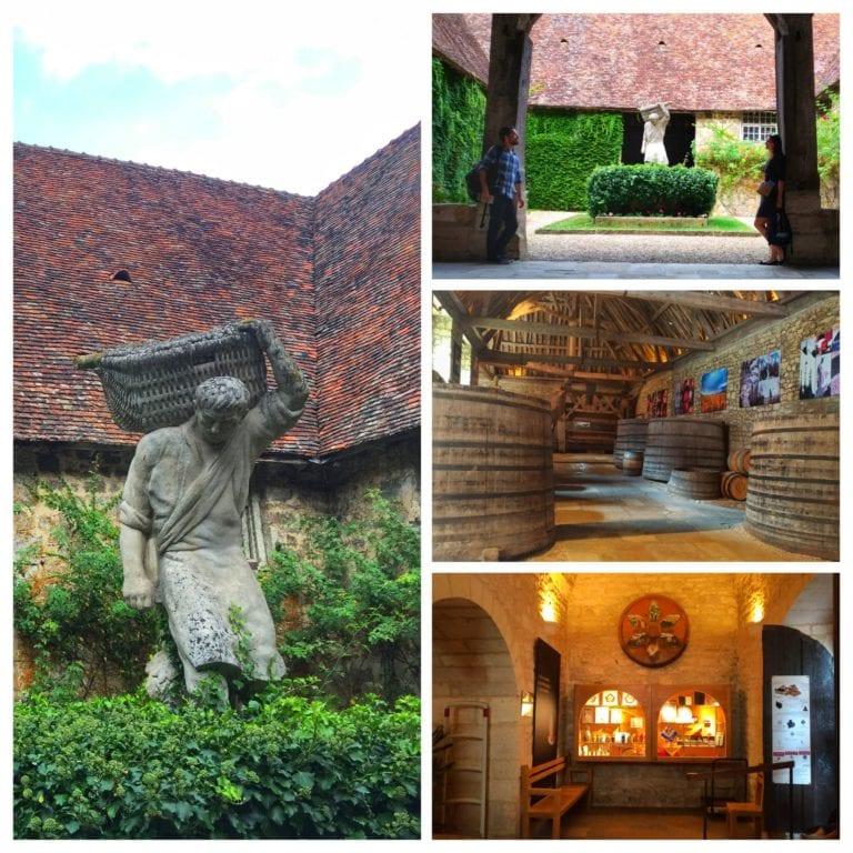 Rota dos Vinhos da Borgonha: Chateau Clos de Vougeot
