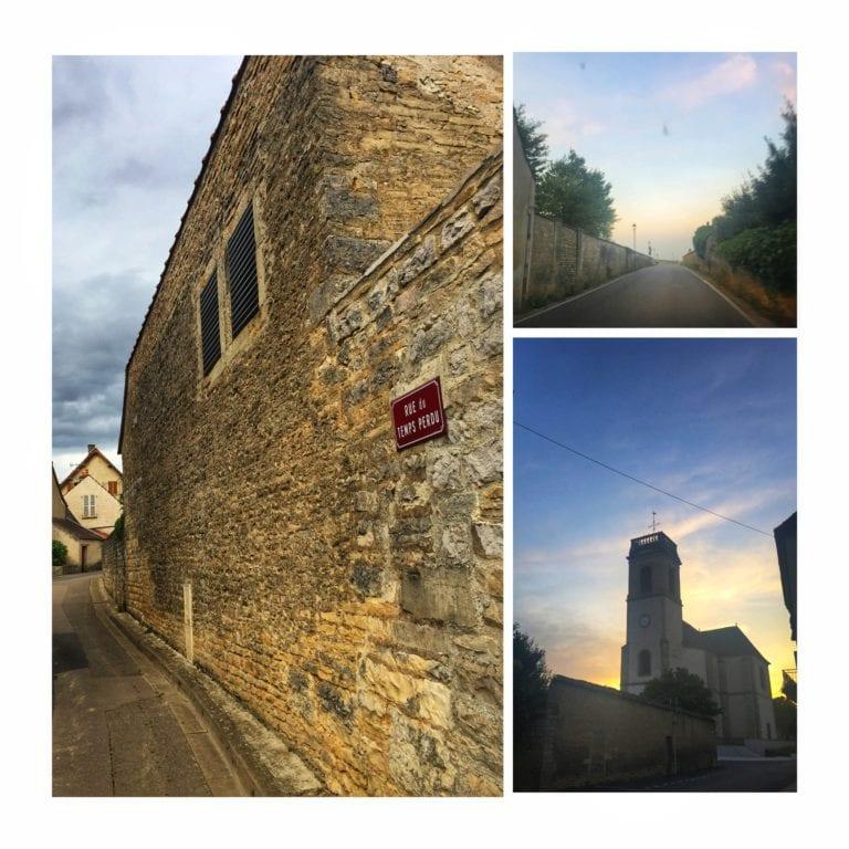 Rota dos Vinhos da Borgonha: Pommard - construções medievais e vinhedos