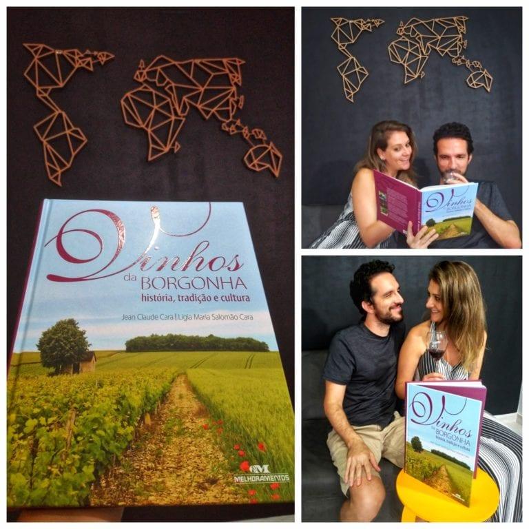 """Rota dos Vinhos da Borgonha: livro """"Vinhos da Borgonha: História, Tradição e Cultura"""""""