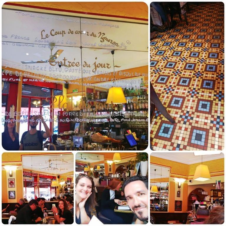 Le comptoir du relais bistr famoso no bairro de saint - Le comptoir du relais restaurant menu ...