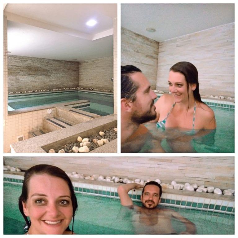 Hotel Ferradura Resort - piscina aquecida