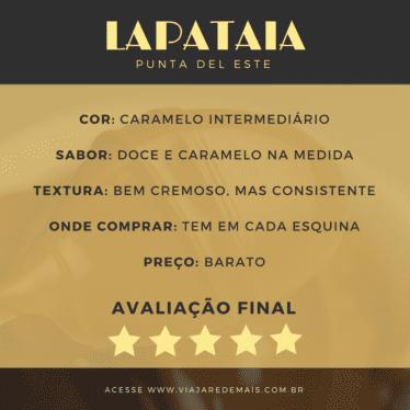 Doce de leite uruguaio: Lapataia