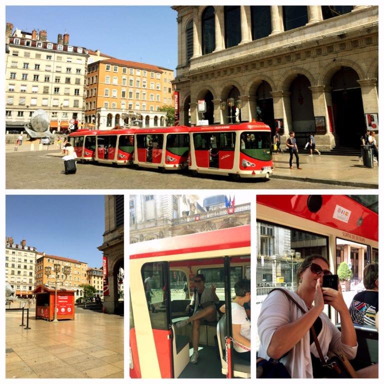 Lyon City Card - Experimentando o Lyon City Tram
