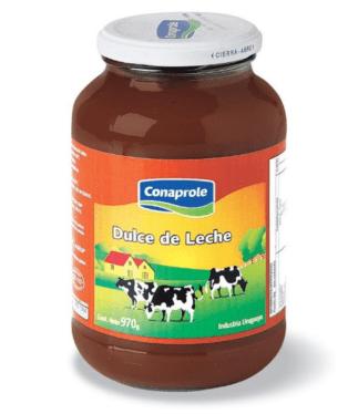 Doce de leite uruguaio: Conaprole