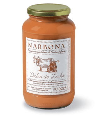 Doce de leite uruguaio: Narbona