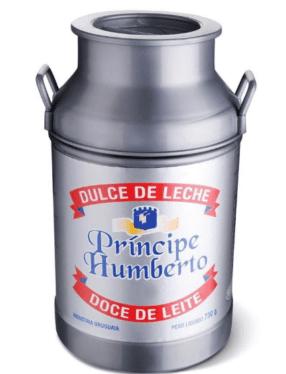 Doce de leite uruguaio: Principe Humberto