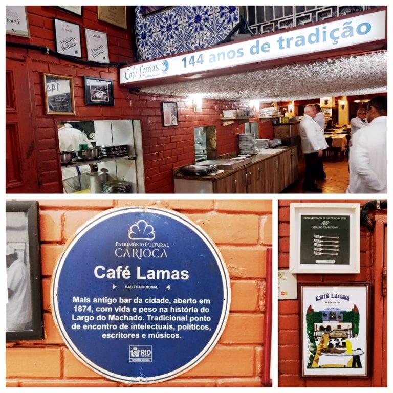Café Lamas - prêmios