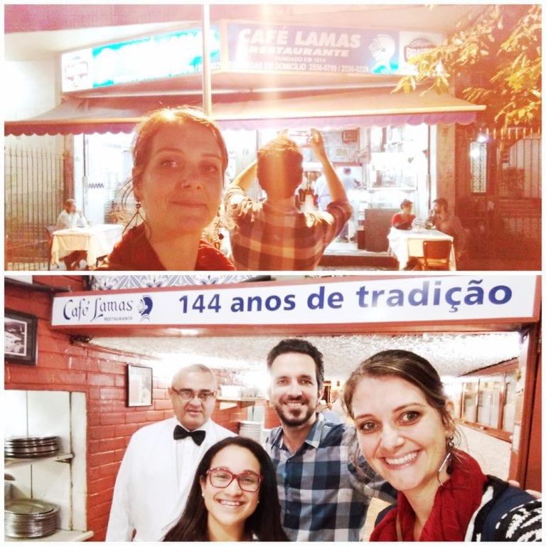 Café Lamas - tradição, bom atendimento e comida boa
