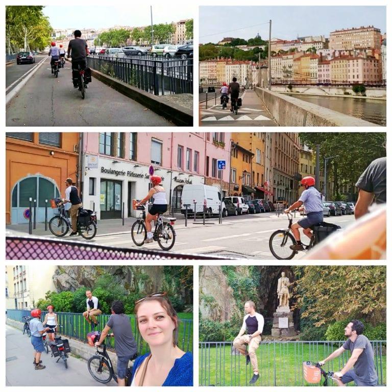 Lyon Bike Tour - Margens do rio Saône e pontos turísticos