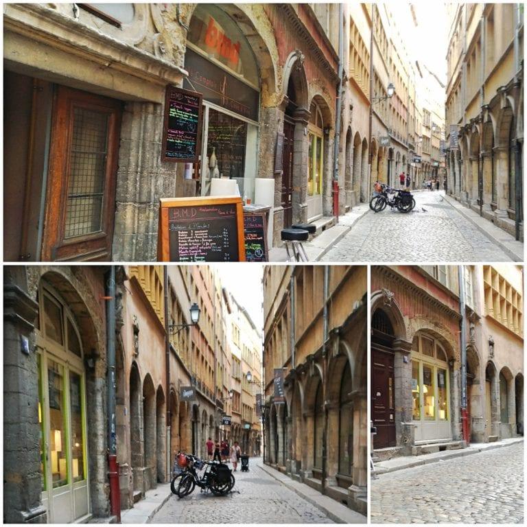 Lyon Bike Tour - Vieux Lyon