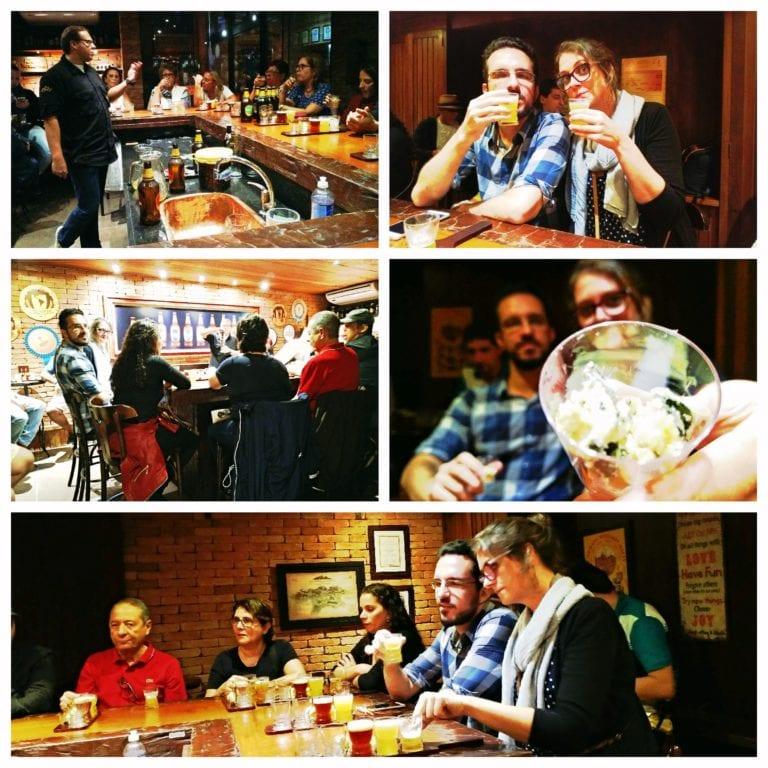 Vila St. Gallen - Bier Tour e a degustação