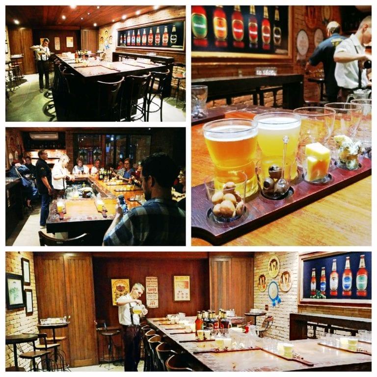 Vila St. Gallen - Bier Tour e o momento degustação