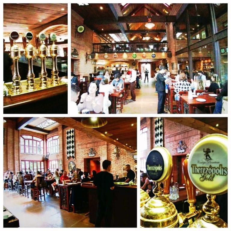 Vila St. Gallen - Therezópolis Brewhouse - pub e restaurante de culinária alemã