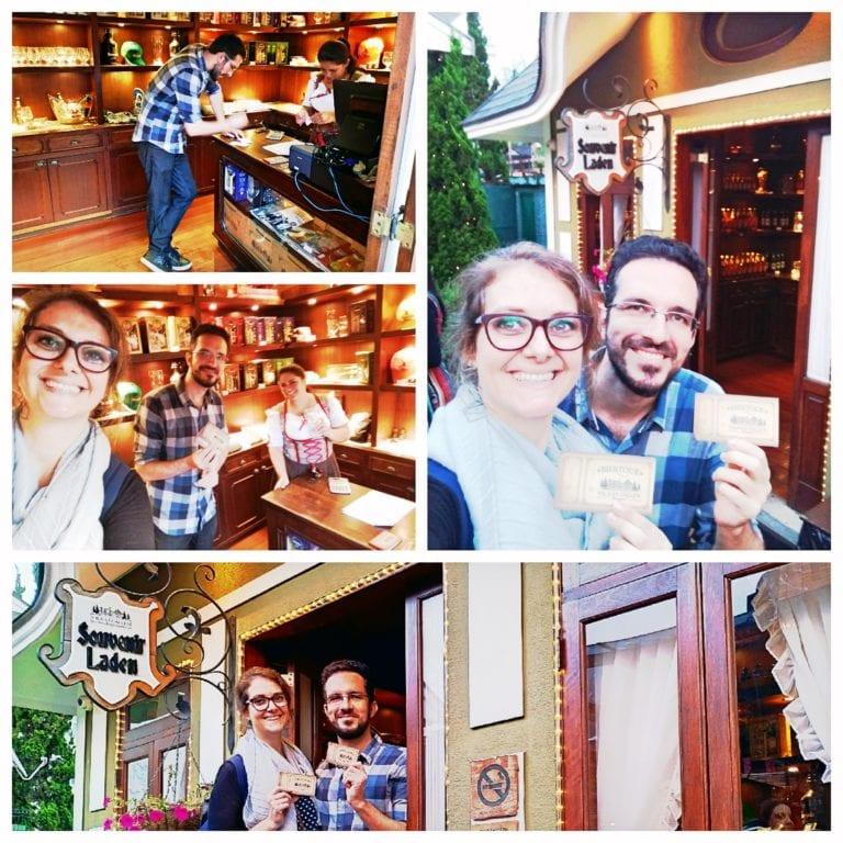 Vila St. Gallen - com os tickets do Bier Tour