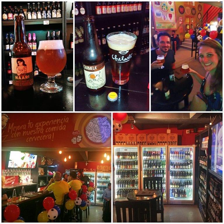 Restaurantes em Cartagena: The Beer Lovers Cartagena