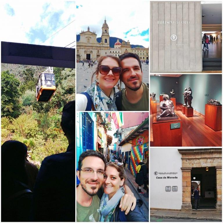 Onde ficar em Bogotá: La Candelaria