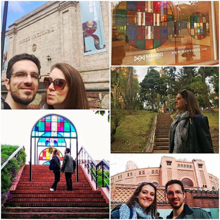 Onde ficar em Bogotá: La Macarena