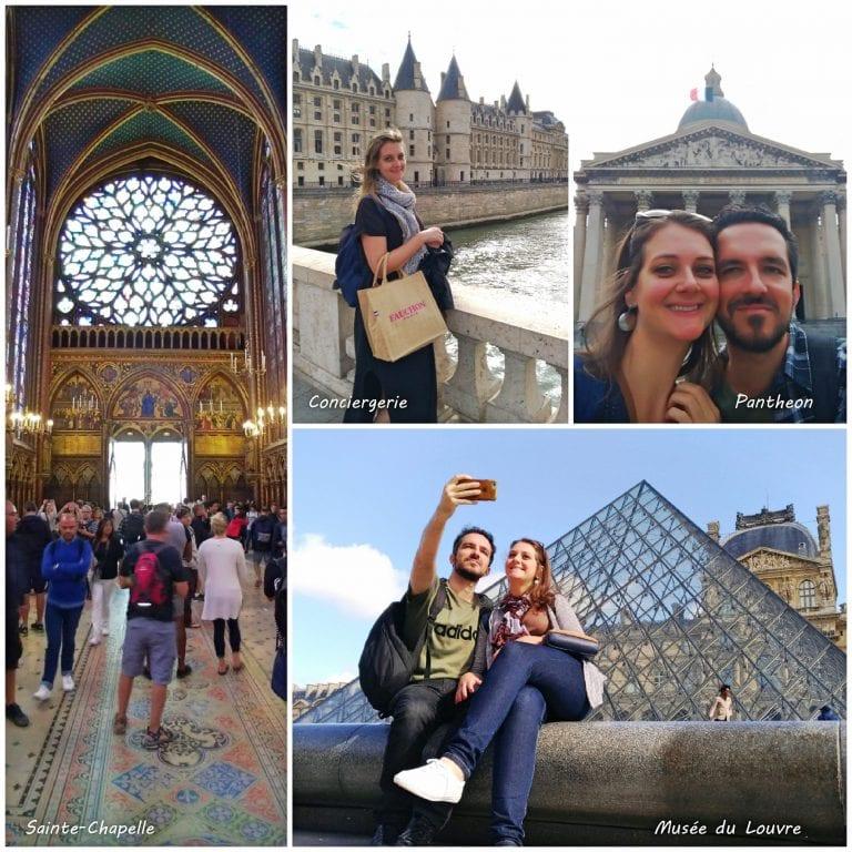 Paris Museum Pass - atrações que visitamos no primeiro dia