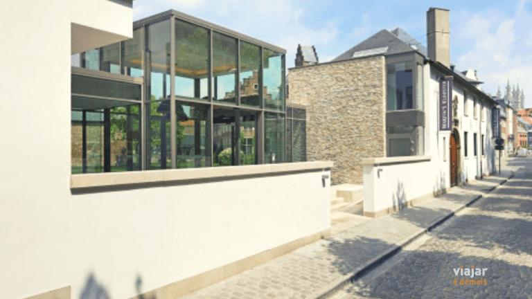 Onde ficar em Leuven: Hotel Martin's Klooster