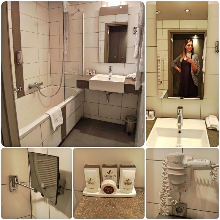 Hotel Martin's Patershof - banheiro