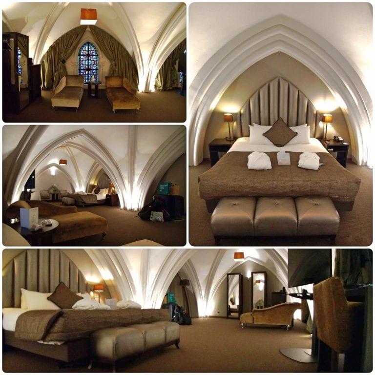 Hotel Martin's Patershof - nosso quarto