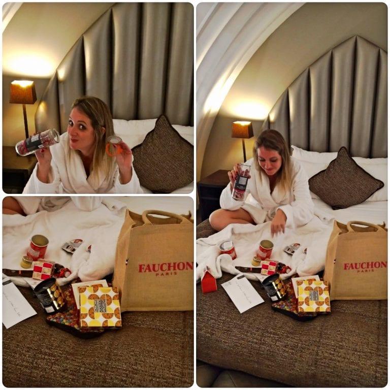 Hotel Martin's Patershof - picnic no quarto
