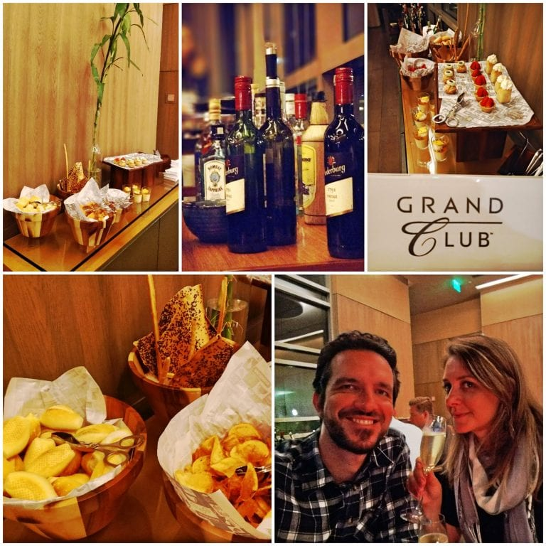 Grand Hyatt São Paulo - Coquetel diário do Grand Club