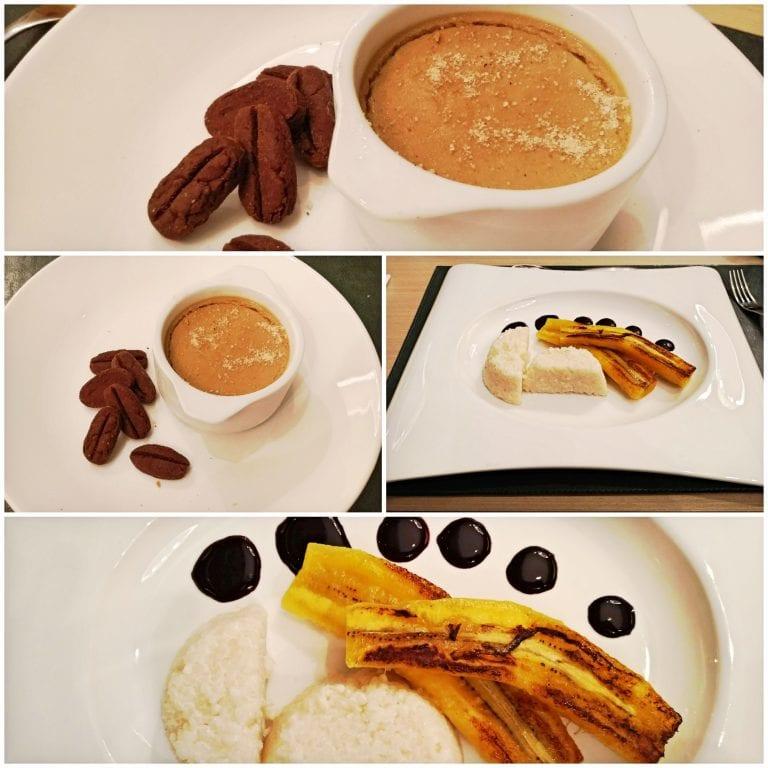 Hotel Grand Mercure São Paulo Vila Olimpia - sobremesas